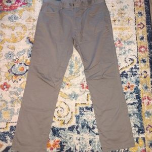 Men's Perry Ellis Grey Pants